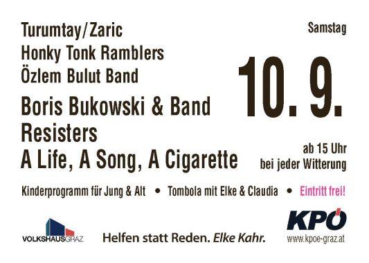 volkshausfest 2016 FlyerB