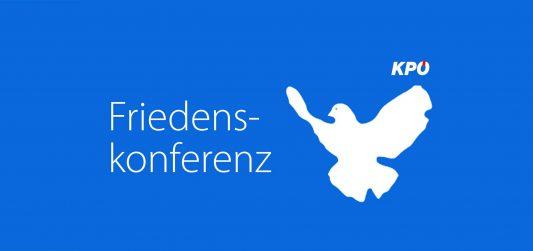 friedenkonferenz