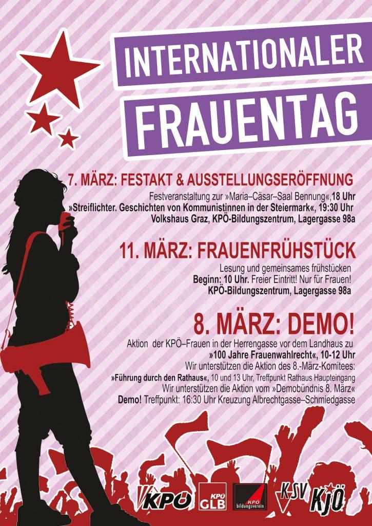 Sujet_Internationaler Frauentag_2018